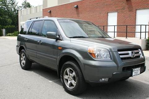 2007 Honda Pilot for sale at Imports Auto Sales Inc. in Paterson NJ