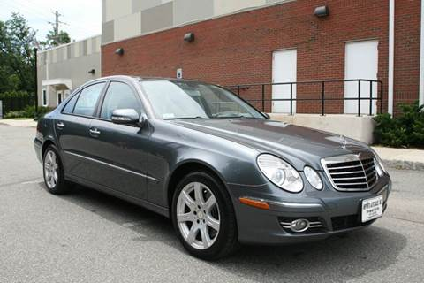 2008 Mercedes-Benz E-Class for sale at Imports Auto Sales Inc. in Paterson NJ