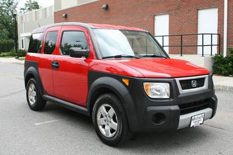 2005 Honda Element for sale at Imports Auto Sales Inc. in Paterson NJ