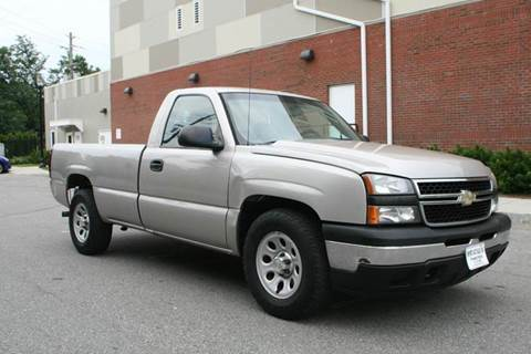2006 Chevrolet Silverado 1500 for sale at Imports Auto Sales Inc. in Paterson NJ