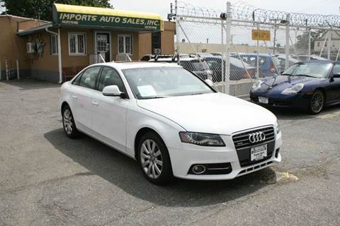 2009 Audi A4 for sale at Imports Auto Sales Inc. in Paterson NJ