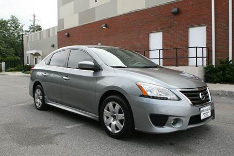 2013 Nissan Sentra for sale at Imports Auto Sales Inc. in Paterson NJ