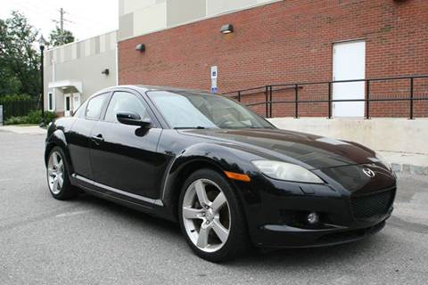 2004 Mazda RX-8 for sale at Imports Auto Sales Inc. in Paterson NJ