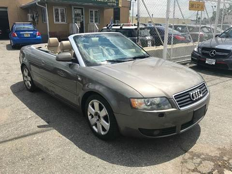 2005 Audi A4 for sale at Imports Auto Sales Inc. in Paterson NJ