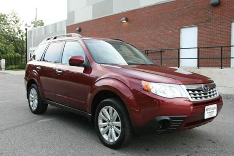 2011 Subaru Forester for sale at Imports Auto Sales Inc. in Paterson NJ