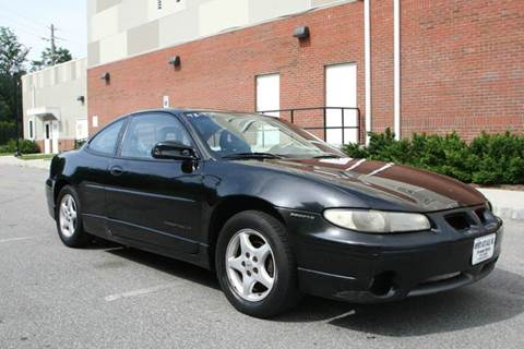 1998 Pontiac Grand Prix for sale at Imports Auto Sales Inc. in Paterson NJ
