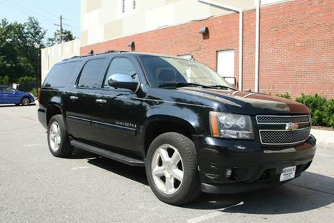 2008 Chevrolet Suburban for sale at Imports Auto Sales Inc. in Paterson NJ