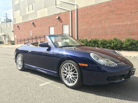 2001 Porsche 911 for sale at Imports Auto Sales Inc. in Paterson NJ