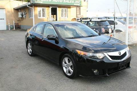 2009 Acura TSX for sale at Imports Auto Sales Inc. in Paterson NJ