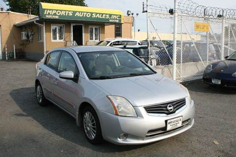 2011 Nissan Sentra for sale at Imports Auto Sales Inc. in Paterson NJ