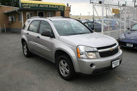 2008 Chevrolet Equinox for sale at Imports Auto Sales Inc. in Paterson NJ