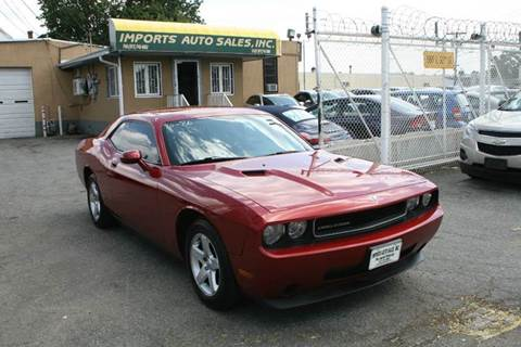 2010 Dodge Challenger for sale at Imports Auto Sales Inc. in Paterson NJ
