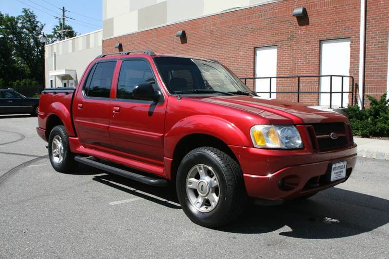 2004 Ford Explorer Sport Trac for sale at Imports Auto Sales Inc. in Paterson NJ