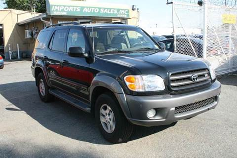 2004 Toyota Sequoia for sale at Imports Auto Sales Inc. in Paterson NJ
