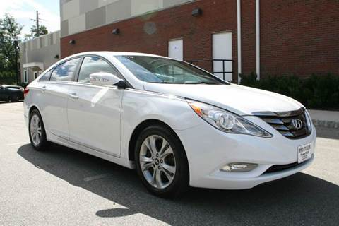 2011 Hyundai Sonata for sale at Imports Auto Sales Inc. in Paterson NJ
