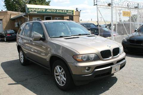 2005 BMW X5 for sale at Imports Auto Sales Inc. in Paterson NJ