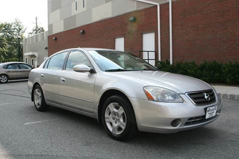 2004 Nissan Altima for sale at Imports Auto Sales Inc. in Paterson NJ