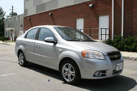 2008 Chevrolet Aveo for sale at Imports Auto Sales Inc. in Paterson NJ