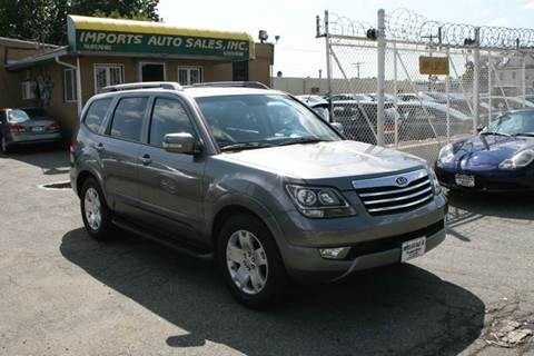 2009 Kia Borrego for sale at Imports Auto Sales Inc. in Paterson NJ