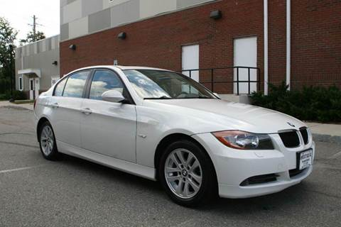 2007 BMW 3 Series for sale at Imports Auto Sales Inc. in Paterson NJ