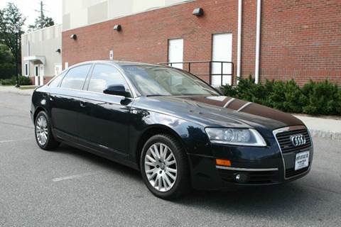 2007 Audi A6 for sale at Imports Auto Sales Inc. in Paterson NJ