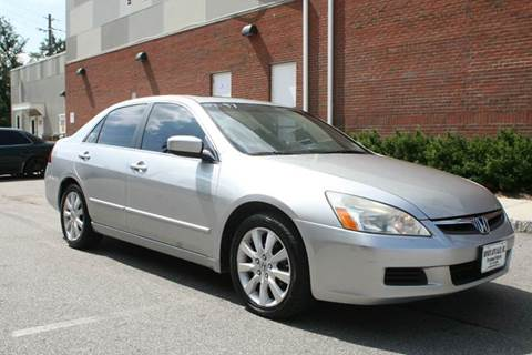 2007 Honda Accord for sale at Imports Auto Sales Inc. in Paterson NJ
