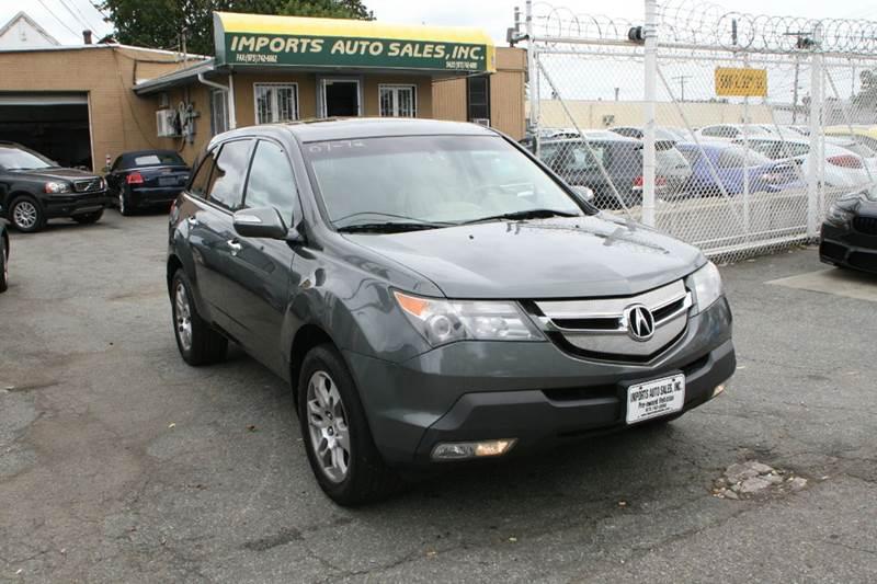 2007 Acura MDX for sale at Imports Auto Sales Inc. in Paterson NJ