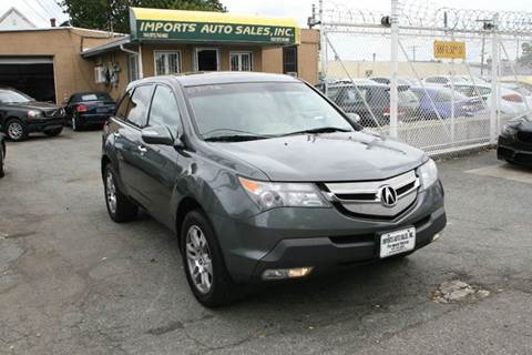 2007 Acura MDX for sale at Imports Auto Sales Inc. in Paterson NJ