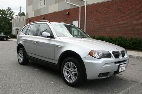 2006 BMW X3 for sale at Imports Auto Sales Inc. in Paterson NJ