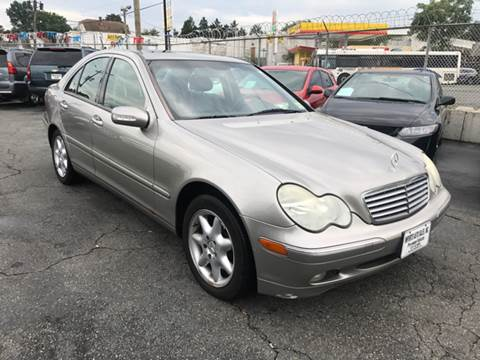 2003 Mercedes-Benz C-Class for sale at Imports Auto Sales Inc. in Paterson NJ