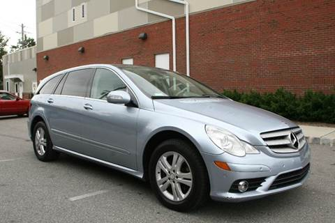 2008 Mercedes-Benz R-Class for sale at Imports Auto Sales Inc. in Paterson NJ