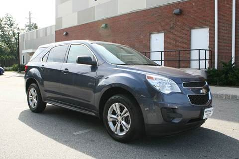 2014 Chevrolet Equinox for sale at Imports Auto Sales Inc. in Paterson NJ