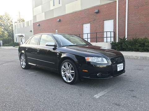 2007 Audi S4 for sale at Imports Auto Sales Inc. in Paterson NJ