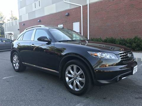 2008 Infiniti FX35 for sale at Imports Auto Sales Inc. in Paterson NJ
