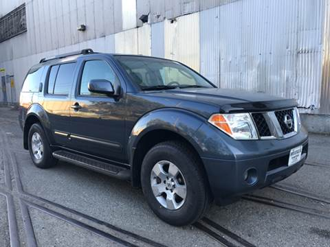 2007 Nissan Pathfinder for sale at Imports Auto Sales Inc. in Paterson NJ
