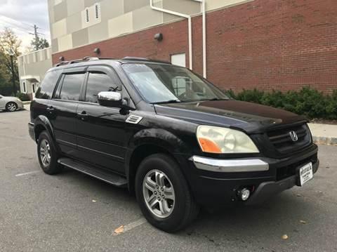 2005 Honda Pilot for sale at Imports Auto Sales Inc. in Paterson NJ