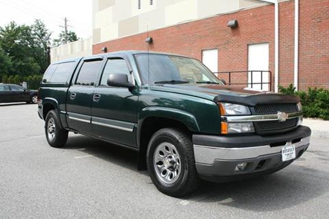2005 Chevrolet Silverado 1500 for sale at Imports Auto Sales Inc. in Paterson NJ