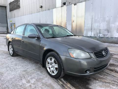 2005 Nissan Altima for sale at Imports Auto Sales Inc. in Paterson NJ