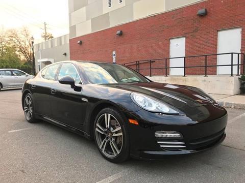 2012 Porsche Panamera for sale in Paterson, NJ