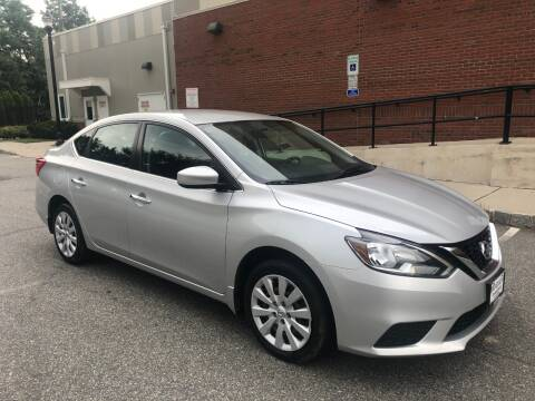2017 Nissan Sentra for sale at Imports Auto Sales Inc. in Paterson NJ