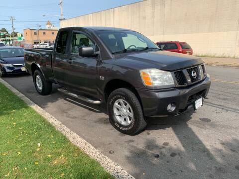 2004 Nissan Titan for sale at Imports Auto Sales Inc. in Paterson NJ