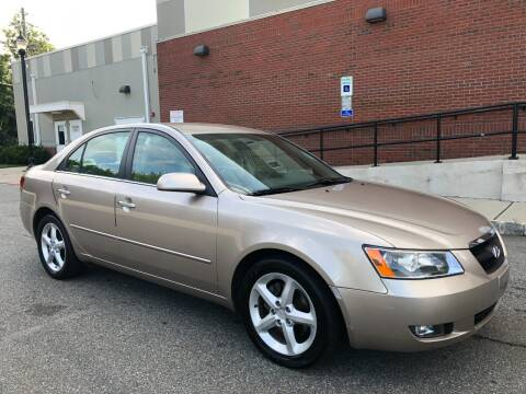 2006 Hyundai Sonata for sale at Imports Auto Sales Inc. in Paterson NJ