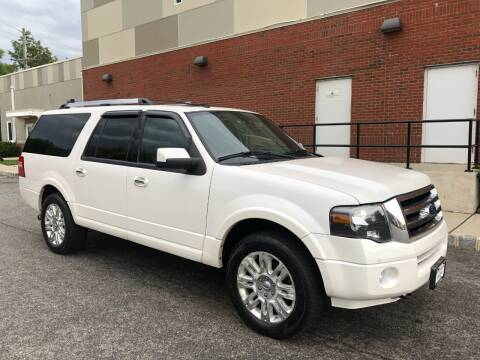 2012 Ford Expedition EL for sale at Imports Auto Sales Inc. in Paterson NJ
