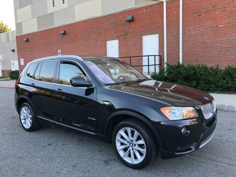 2011 BMW X3 for sale at Imports Auto Sales Inc. in Paterson NJ