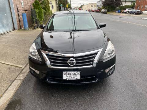 2015 Nissan Altima for sale at Imports Auto Sales Inc. in Paterson NJ