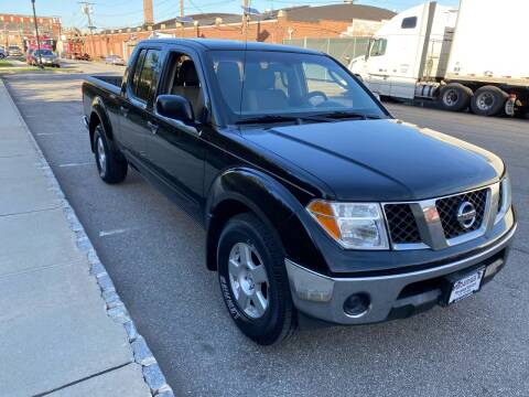 2007 Nissan Frontier for sale at Imports Auto Sales Inc. in Paterson NJ