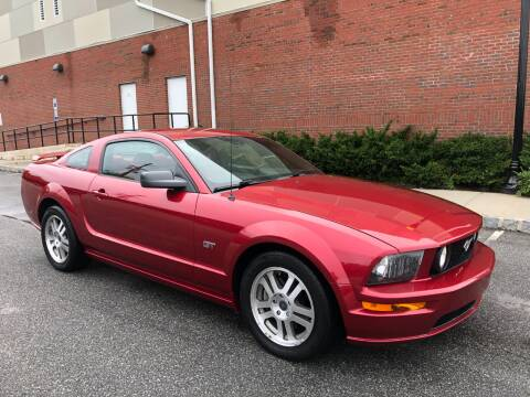 2005 Ford Mustang for sale at Imports Auto Sales Inc. in Paterson NJ