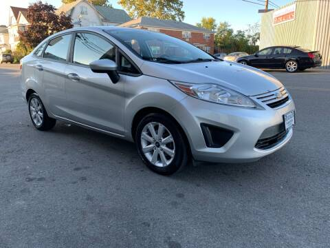 2011 Ford Fiesta for sale at Imports Auto Sales Inc. in Paterson NJ