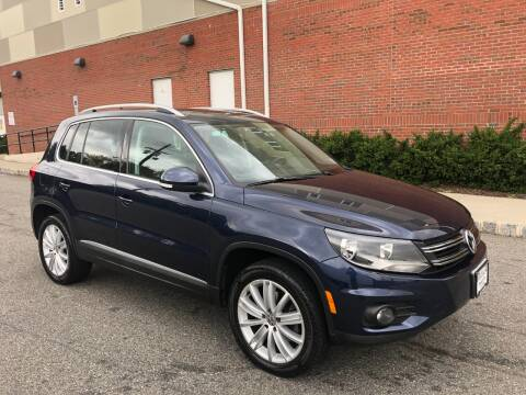2012 Volkswagen Tiguan for sale at Imports Auto Sales Inc. in Paterson NJ