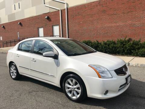2012 Nissan Sentra for sale at Imports Auto Sales Inc. in Paterson NJ